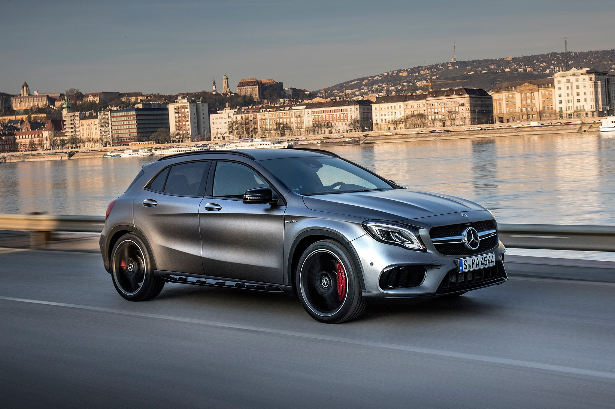 2018 Mercedes-Benz GLA-Class First Drive Review ...