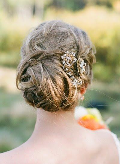 7 Boda Peinados para novias e invitadas
