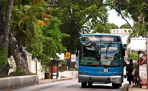 Bus to Speightstown