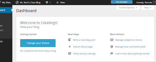 Starting 2014 With a Bang: Big Edublogs Updates Are Here! -Edublogs – education blogs for teachers, students and schools