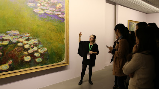 Galleries in Shanghai combine shopping and exhibitions - NYTimes.com