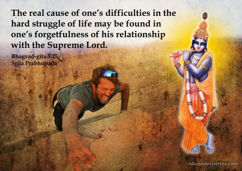Acharyas Spiritual Quotes By Iskcon Desire Tree Part 7