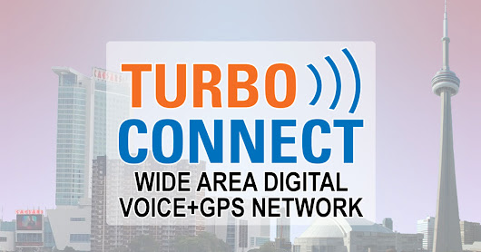 TURBO CONNECT Wide-Area Digital Push-To-Talk and GPS Network