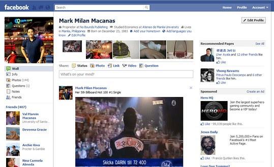 facebook philippines