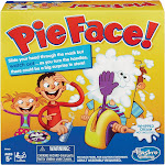 Hasbro Gaming - Pie Face! - action/skill game, board game