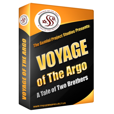 Voyage of the Argo: A Tale of Two Brothers
