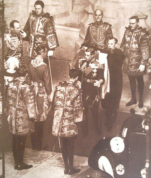 Archivo: King Edward VIII apertura Parliament.jpg