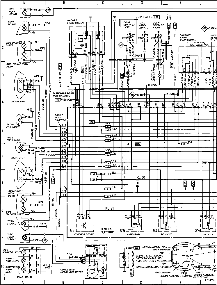 Diagram 1976 Porsche Wiring Diagram Full Version Hd Quality Wiring Diagram Healthydiagrams Media90 It