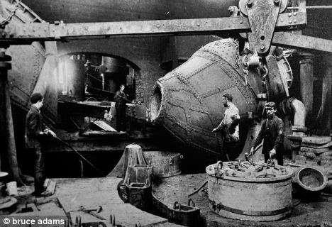 История развития металлургии – очередной бред жрецов от псевдонауки