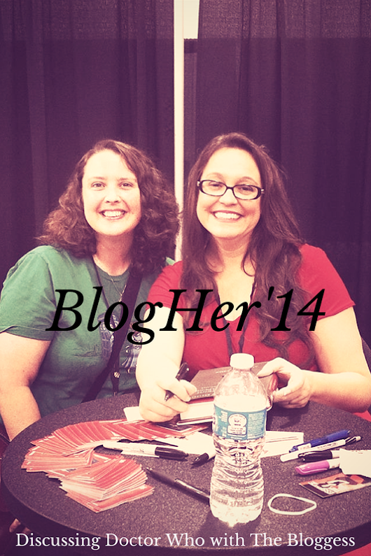 The Highlight of BlogHer14