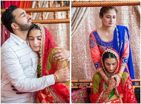 Kamaldeep's Choora Ceremony   Wedding Documentary Photo