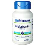 Life Extension - Melatonin 300 mcg - 100 Vegetarian Capsules