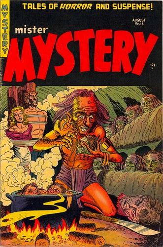 Mister Mystery 18