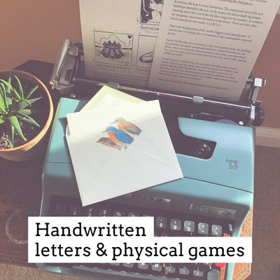 Hannah Shaffer is creating journals and games. | Patreon
