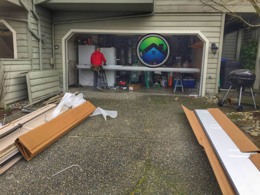 Reasons Why Garage Door Comes Off Its Tracks
