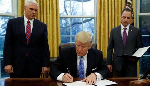 Tướng Hưởng bàn về chính trị thế giới dưới thời Donald Trump - Ảnh 2.