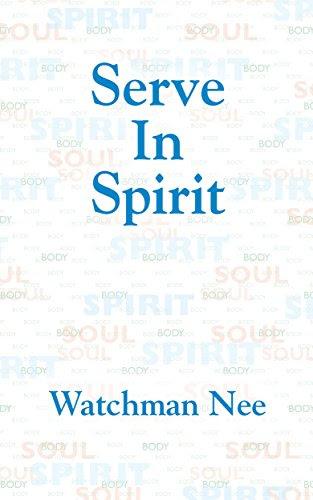 Serve in Spirit