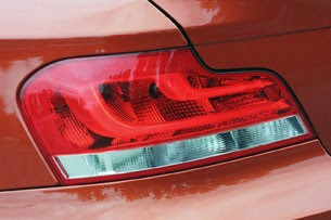 2011 BMW 1 Series M Coupe taillight