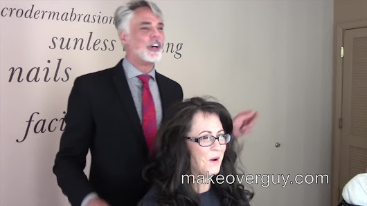MAKEOVER: My Husband Likes My Long Hair, by Christopher Hopkins, The Makeover Guy®