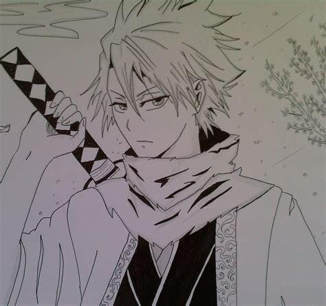 shiro drawing anime fan art  fanpop page