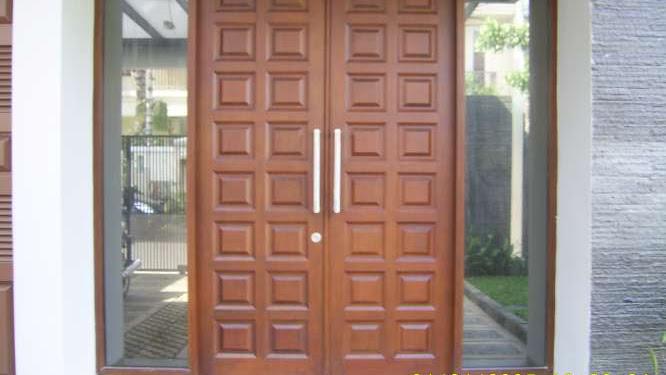 Kumpulan Gambar Desain Pintu Rumah Minimalis Modern Minimalist Design