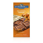 Milk Chocolate Caramel Bar 3.5 oz.