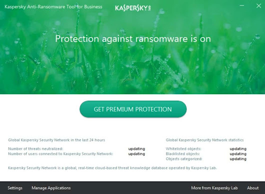 Kaspersky Anti-Ransomware Tool for Business - gHacks Tech News