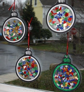 Christmas crafts and activities for kids :  Most Popular Pins