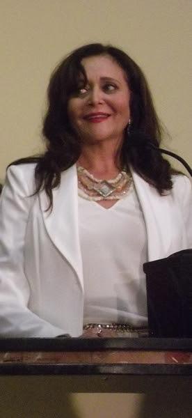 Prefeita Gleide Lima Santos