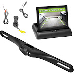 Pyle PLCM4500 Rear View Camera with Monitor