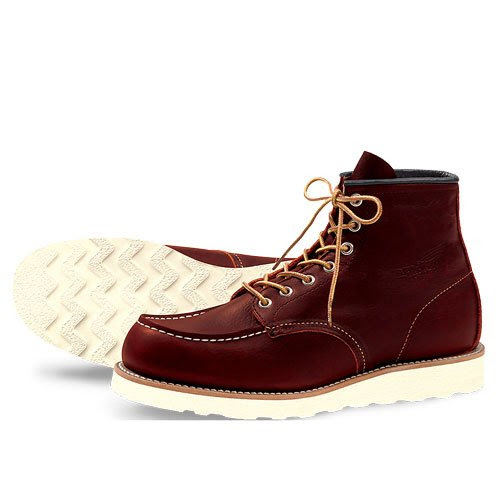 Men's Red Wing 8138 6 Inch Moc (6.5)