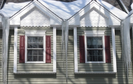 Ice Dams and Infrared (Thermal) Imaging