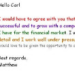A Wall Street Trader Received This Hilariously Unprofessional Rainbow-Colored Cover Letter