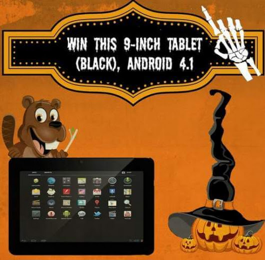 We Are Giving Away a Brand New 9″ Android Tablet!!!