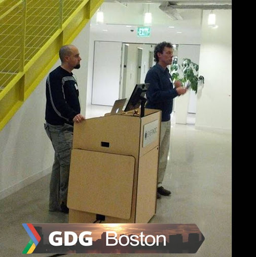 Boston GDG Project Tango Hackathon Scheduled If you're in Boston on Saturday,…