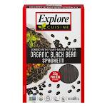 Explore Cuisine Spaghetti, Organic, Black Bean - 8 oz
