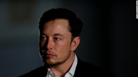 Elon Musk lashes out at Thai cave rescuer with unfounded claim