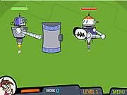 Jogar Battle of the futurebots Jogos