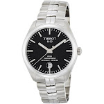 Tissot Men's T1014511105100 PR 100 Stainless Steel Watch - Silver