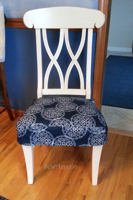 Dining/Kitchen Chair Seat Cover
