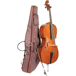 Stentor Cello Outfit Student Series II 1/2