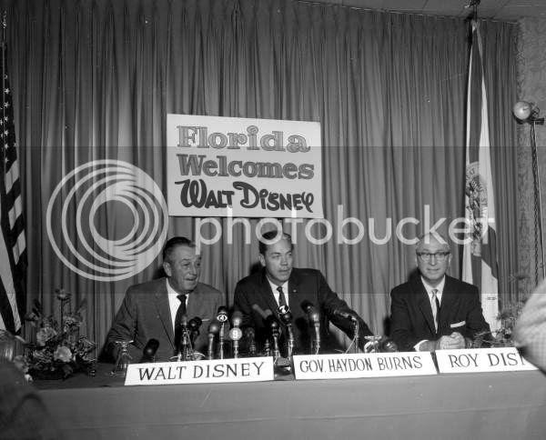Walt Disney's 1965 Walt Disney World Announcement Press Conference