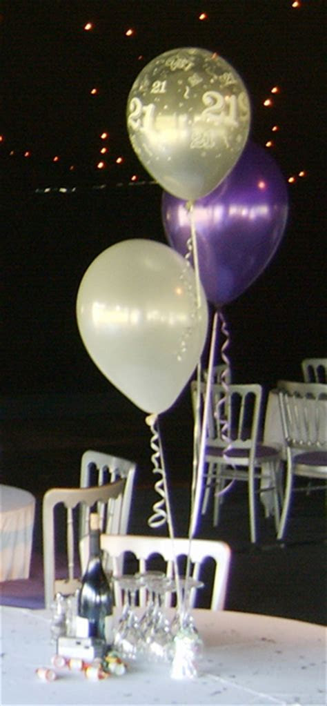 Huff Puff Balloons » Clusters