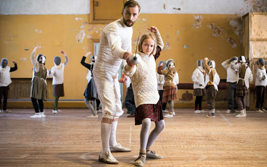 The Fencer -Movie Review – What Choice Would You Make?