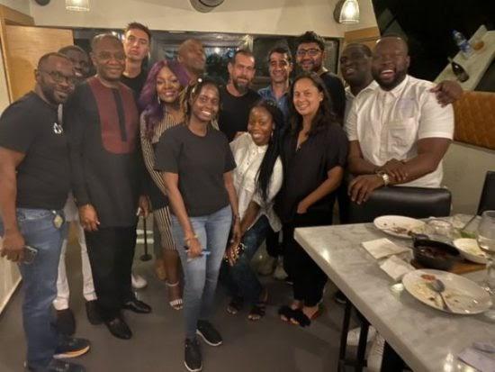 #Twitter in Nigeria :- Twitter Boss Jack meets Toolz, Joe Abah, others, speaks Yoruba