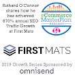 196: Richard O'Connor First Mats - using SEO to rapidly grow a new B2B eCommerce business - eCommerce MasterPlan