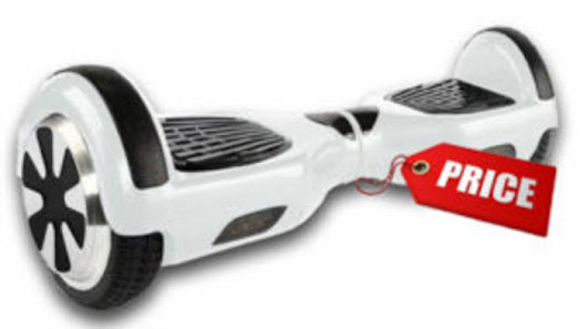 How Much Are Hoverboards? Hoverboard Prices & Reviews