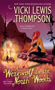 Werewolf in the North Woods (Wild About You #2)