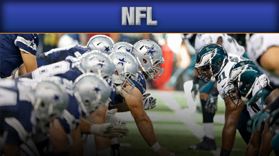 Sunday Night Football Betting Odds, Philadelphia Eagles vs. Dallas Cowboys Point Spreads
