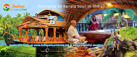 Apply eTV India at www.indianetouristvisa.o...!  Do you want to spend your summer vacation at peaceful place? Kerala is the most peaceful travel spot India for vacation. So, this summer; plan for Kerala (India) and enjoy so many exciting activities . So apply Indian e-tourist visa at www.indianetouristvisa.o...